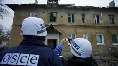 Замглавы миссии ОБСЕ Александр Хуг приедет в Донбасс на следующей неделе