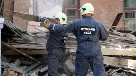 Взрыв в Киеве: власти столицы не будут восстанавливать разрушенный дом