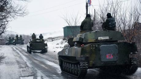 Эксперт: России боевые действия в Донбассе обошлись в 123 млрд долларов