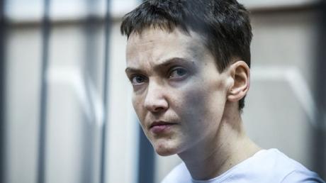 Путин может назвать дату освобождения Надежды во время прямой линии с народом - сестра Савченко