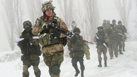 Хроника боевых действий в Донецке 27.02.2015 и главные события дня