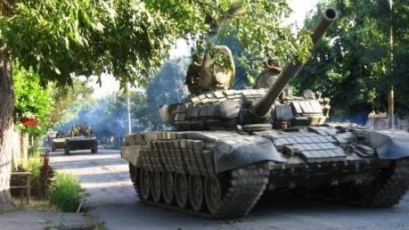 "боевики ""лнр"", техника сепаратистов, танки, обсе, луганск, ато, общество, украина"