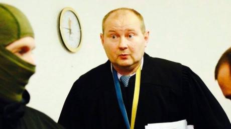 В Молдове скандально известному судье Чаусу дали 15 суток. И совсем не за мелкое хулиганство