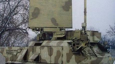 В районе Макеевки и Горловки работают радиолокационые средства ДНР