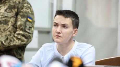 """""""Надюшик решила, что она тоже так может"""", - Анастасия Приходько обвинила Савченко в плагиате"""