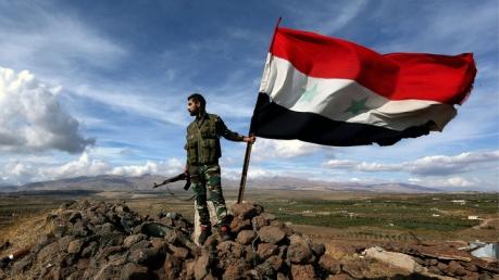 Сирия, Война, США, Россия, Переговоры