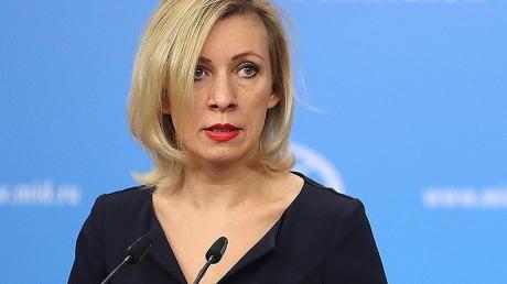 спецпрокурор Мюллер, вмешательство в выборы президента США, Захарова