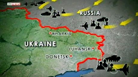 В России хотят включить Донбасс в свой состав, используя диверсионные группы в тылу Украины, видео