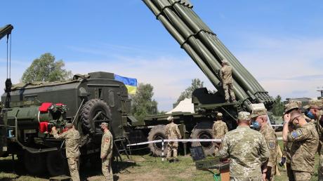 """ПТРК """"Джавелин"""" и система """"Дзвін"""": ВСУ показали готовность применить против врага самое мощное оружие"""
