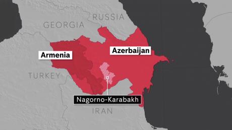 Российскую технику перевозят из Ирана в Армению: кадры из соцсетей