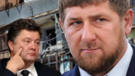 """Бывший боевик, а нынче президент Чечни Рамзан Кадыров: Порошенко """"шут"""""""