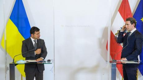 Зеленский получил от Австрии предложение по Донбассу – Минск теряет силу