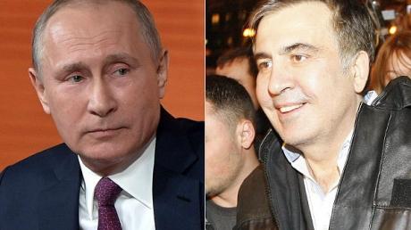 кто финансирует саакашвили, ольга курносова, россия, москва, путин, саакашвили, порошенко, украина, рух новых сил, движение новых сил