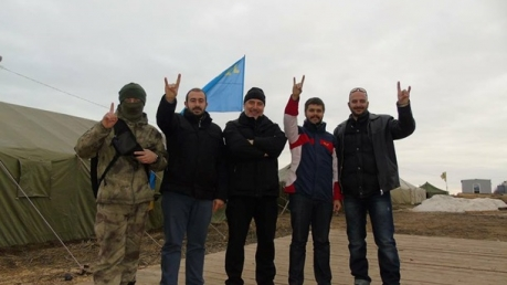 новости, Крым, Украина, блокада, активисты, граница