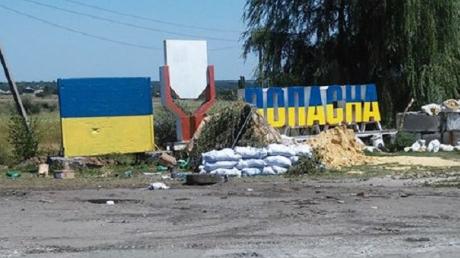 МВД Украины: Боевики не прекращают обстрелы Попасной, город обесточен