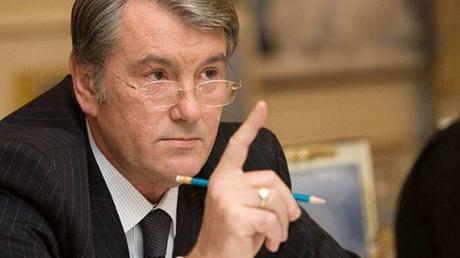 Ющенко: США должны присоединиться к переговорам - для освобождения Донбасса и аннексированного Крыма Украине нужен сильный партнер