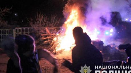 Итоги беспорядков в Новых Санжарах: пострадало 10 человек, октрыто 2 уголовных производства