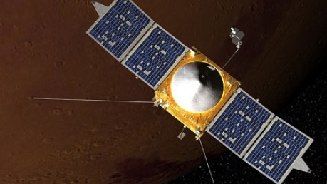 космос, зонд, марс, наса