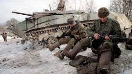 """""""Азов"""": в первый день """"перемирия"""" боевики более 60 раз обстреляли позиции сил АТО"""
