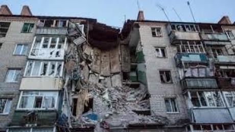 Сводка разрушений Донецка, Макеевки и Авдеевки 13 февраля