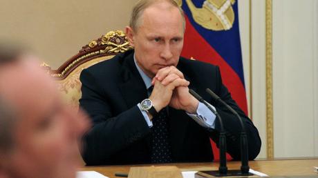 Из-за ошибки Путина Россия потеряет 130 млрд долларов: пропала почти половина бюджета РФ