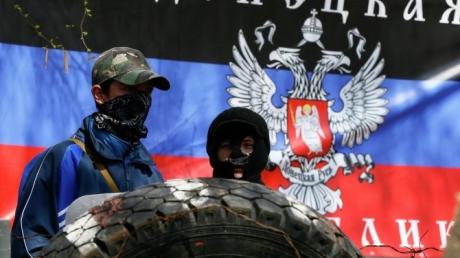 В Донецке боевики концентрируют новые формирования в трех районах города, - Тымчук