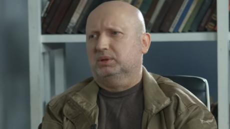 """""""Я отдал этот приказ"""", - Турчинов ответил Шмыгалю на идею дать воду в Крым"""
