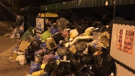 мусор, крым, аннексия, фото, севастополь, симферополь