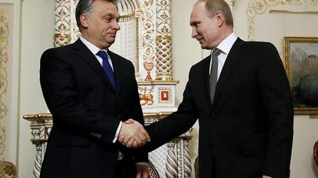 """Путин и Орбан решили строить """"Турецкий поток"""" в обход Украины"""