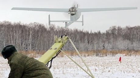 ПВО Украины зафиксировала 10 вражеских БПЛА - штаб АТО