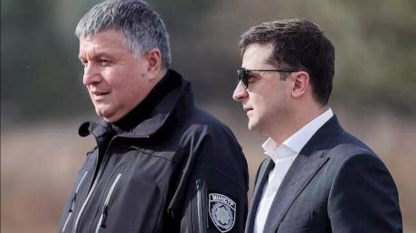 Зеленский пояснил, почему Аваков вновь остается в Кабинете министров