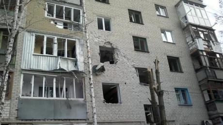 Боевики пять раз обстреляли Авдеевку из РСЗО. В Песках прошли бои, - АТЦ