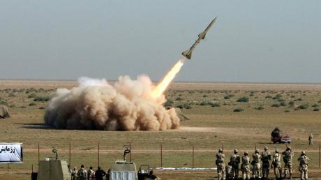 Иран, США, Удар по базам, Ракетный удар, Военные.