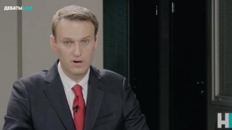 Планы стать президентом: Навальный рассказал, что сделает с Захарченко и Плотницким, а также пообещал проверить Кадырова на причастность к убийству Немцова