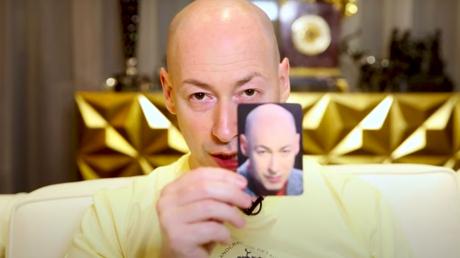 """""""Вова, ты меня радуешь"""", - Гордон отправил Соловьеву подарок в ответ на оскорбления"""
