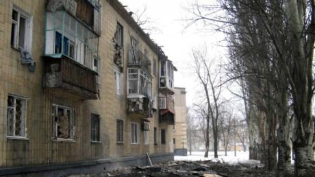 Хроника боевых действий в Донецке 26.02.2015 и главные события дня