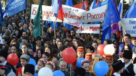 путин, крым, референдум, россия, оккупация, соцсети, жители крыма
