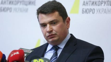 Украина, политика, коррупция, суд, набу, сытник, приговор