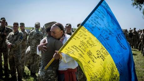 """Освободили километры украинской земли на Донбассе: 93-я омбр """"Холодный Яр"""" вернулась домой - мощные кадры"""