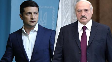 """После """"выпада"""" Лукашенко о Зеленском Украина официально присоединилась к санкциям ЕС"""