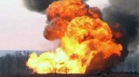 В Старобельске Луганской области прогремел взрыв