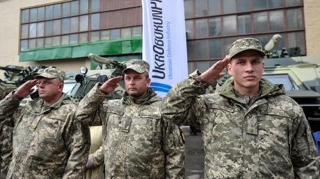 ВСУ получат новейшую технику, которая будет задействована на передовой против сепаратистов, - кадры