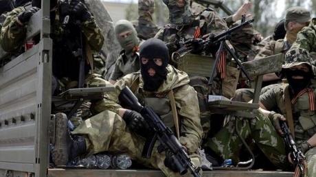 АТО, ДНР,  новости Донбасса, Украина, армия России