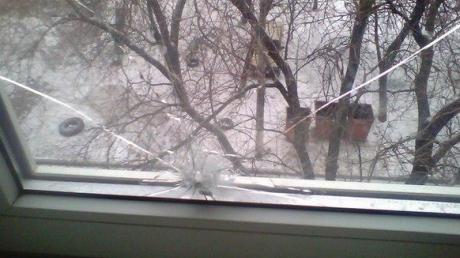 Советник Порошенко: только что снова прилетело в Краматорск, на базе есть погибшие