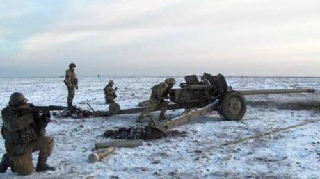 Минобороны Украины: О прекращении огня в Донбассе речь пока не идет