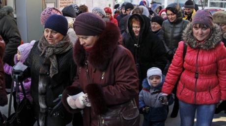 Беженка из Горловки: при ДНР в городе наступит средневековая тьма