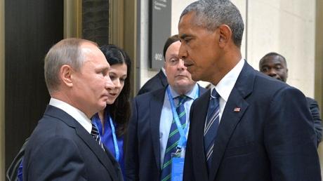 """""""Диалог заинтересованный, не конфронтационный совсем"""", - Путин раскрыл тайну переговоров с Обамой относительно ситуации в Украине"""