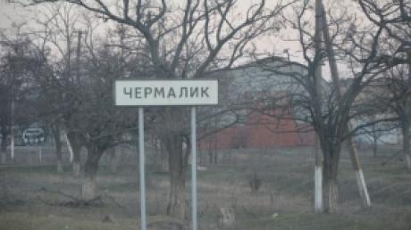 украина, война на донбассе, обстрел, артиллерия, чермалык, оос, всу