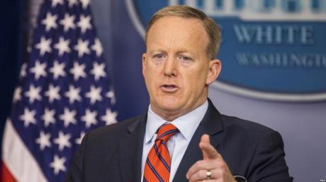 Неожиданно: Спайсер, пресс-секретарь Белого дома и недруг Асада-Путина, подал в отставку. Новые подробности громкого события