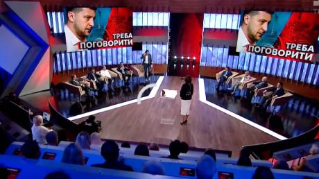 Гройсман, Донбасс, депутат, Революция Достоинства, Мураев, скандал, эфир, видео